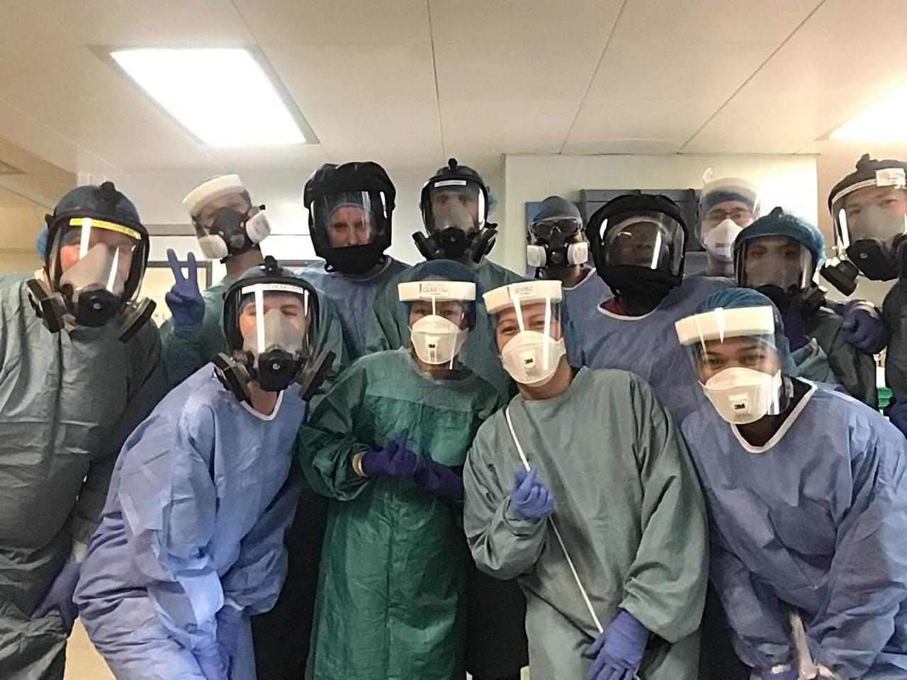 Stories of Intensive Care Nursing during the COVID-19 pandemic